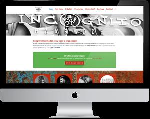 Incognito-Haarmode